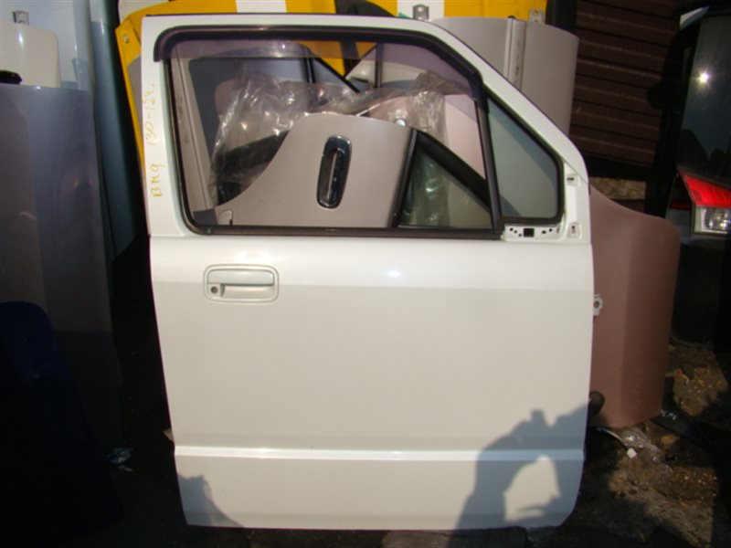 Дверь Suzuki Wagon R MH21S передняя правая (б/у)
