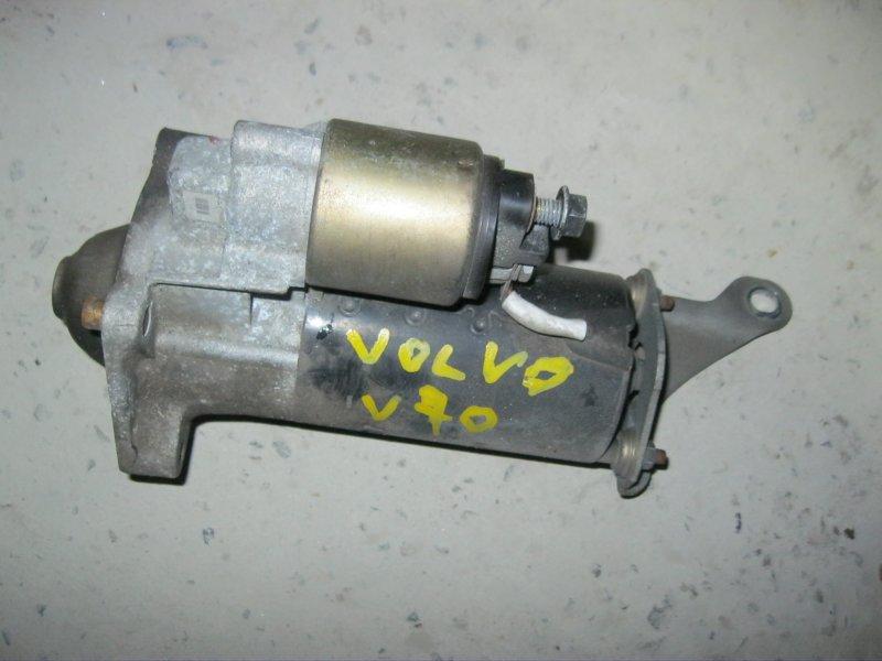 Стартер Volvo V70 SW61 B5244S (б/у)