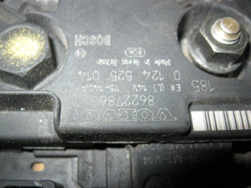 Генератор Volvo V70 SW61 B5244S (б/у)