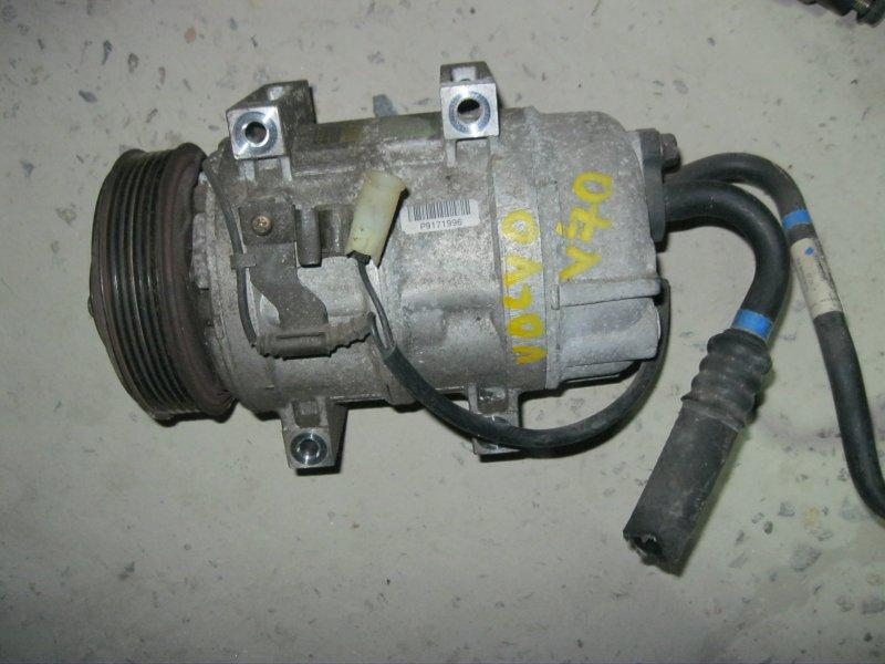 Компрессор кондиционера Volvo V70 SW61 B5244S (б/у)