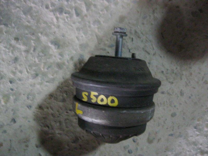 Подушка двигателя Mercedes-Benz S500 W220 113960 левая (б/у)
