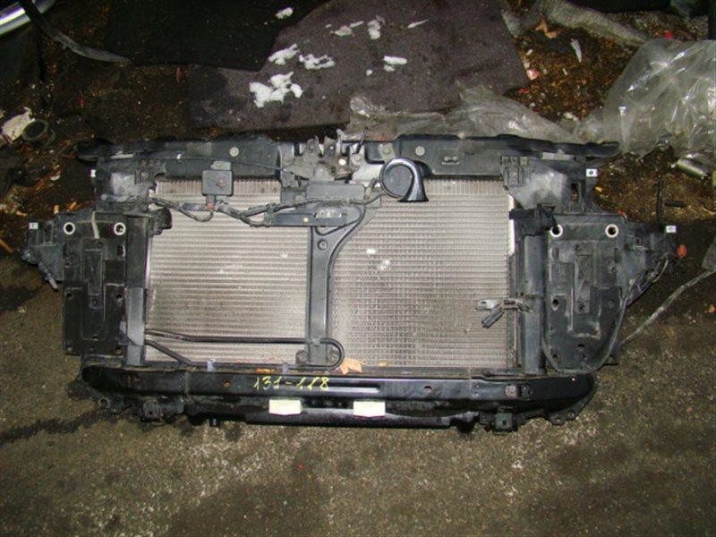 Телевизор Nissan Murano PZ50 VQ35 передний (б/у)