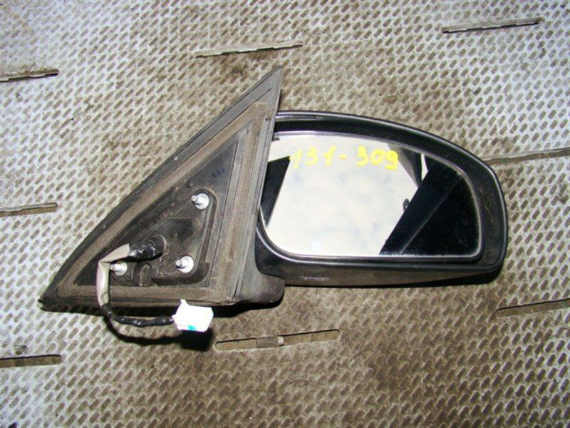 Зеркало Nissan Bluebird Sylphy KG11 переднее правое (б/у)