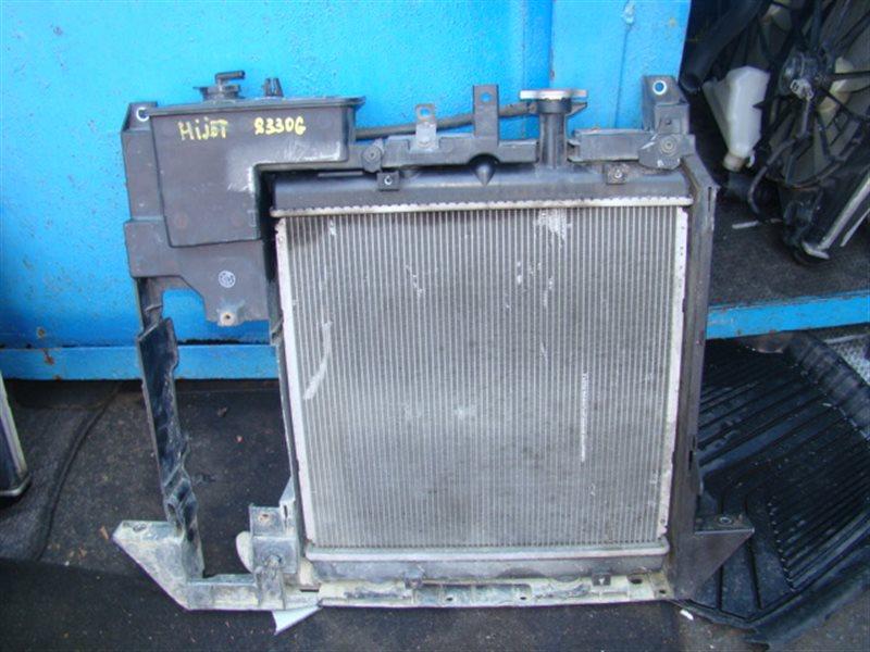 Радиатор охлаждения Daihatsu Hijet S330V EF-VE (б/у)