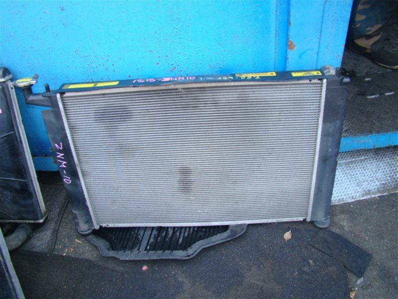 Радиатор охлаждения Toyota Isis ZNM10 1ZZFE (б/у)