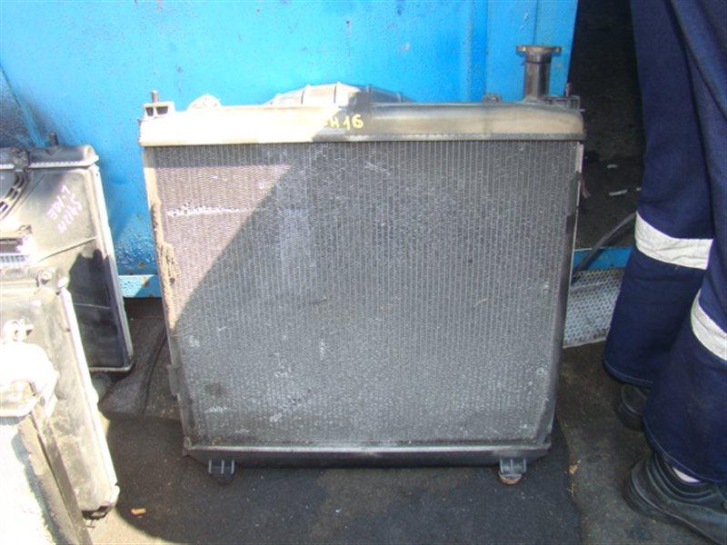 Радиатор охлаждения Toyota Granvia VCH16 5VZFE (б/у)