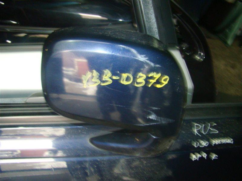 Зеркало Nissan Presage U30 переднее правое (б/у)