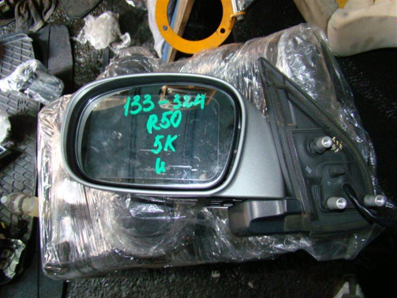 Зеркало Nissan Terrano R50 переднее левое (б/у)