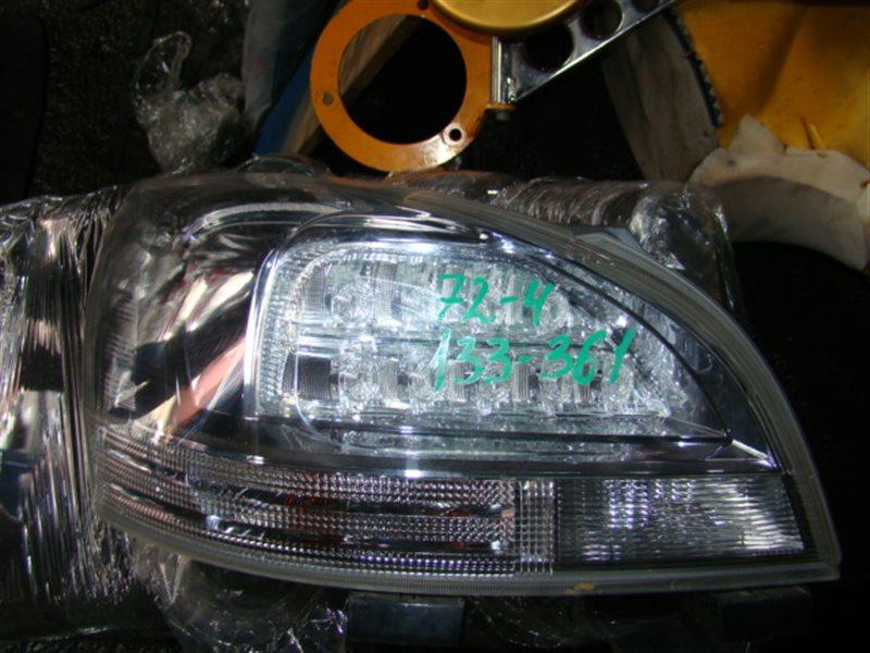 Стоп-сигнал Toyota Mark X Zio ANA10 задний левый (б/у)