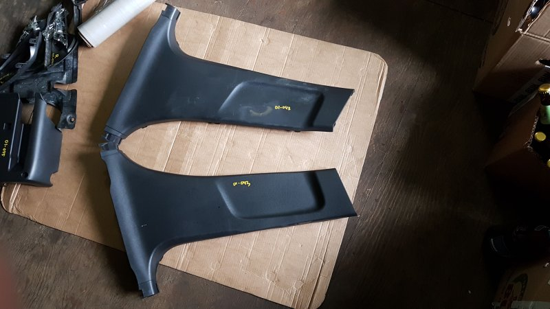 Пластик салона Mazda Axela BM5FS P5 (б/у)