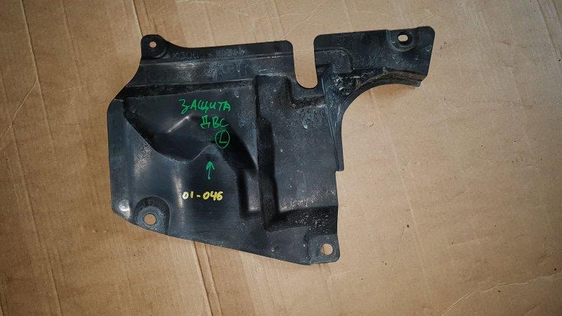 Защита двс Mazda Axela BM5FS P5 передняя левая верхняя (б/у)