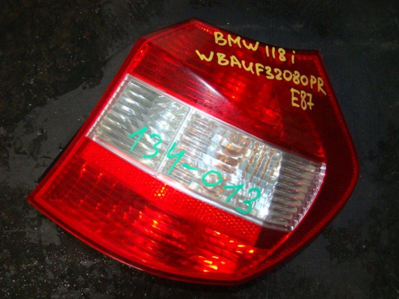 Стоп-сигнал Bmw 1Series E87 N45B16 задний правый (б/у)
