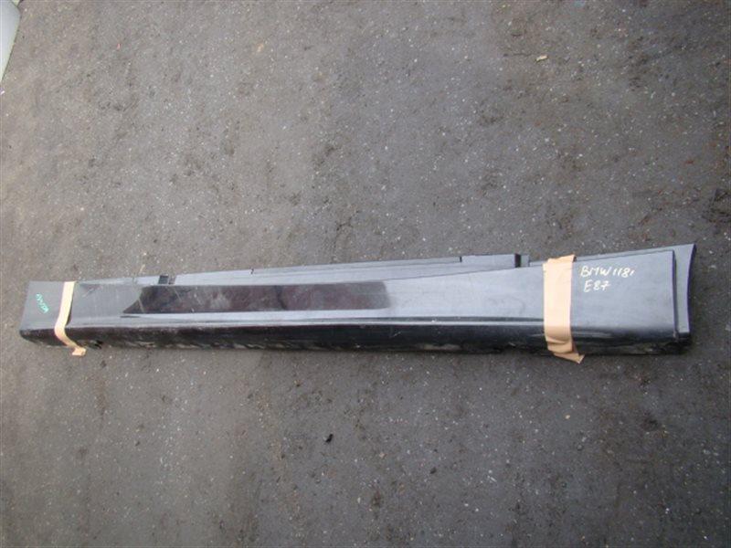 Порог Bmw 1Series E87 N45B16 (б/у)