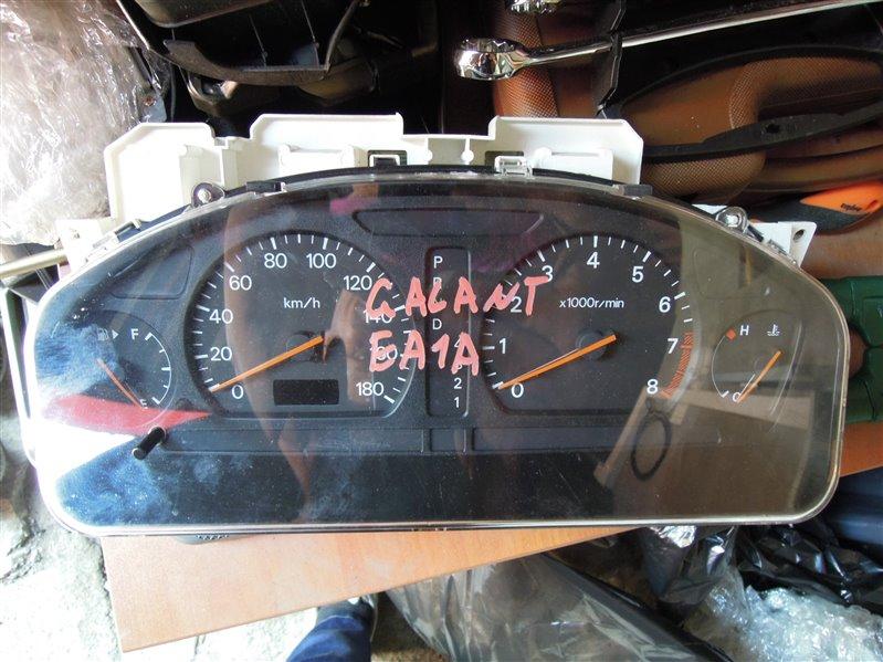 Спидометр Mitsubishi Galant EA1A 4G93 (б/у)