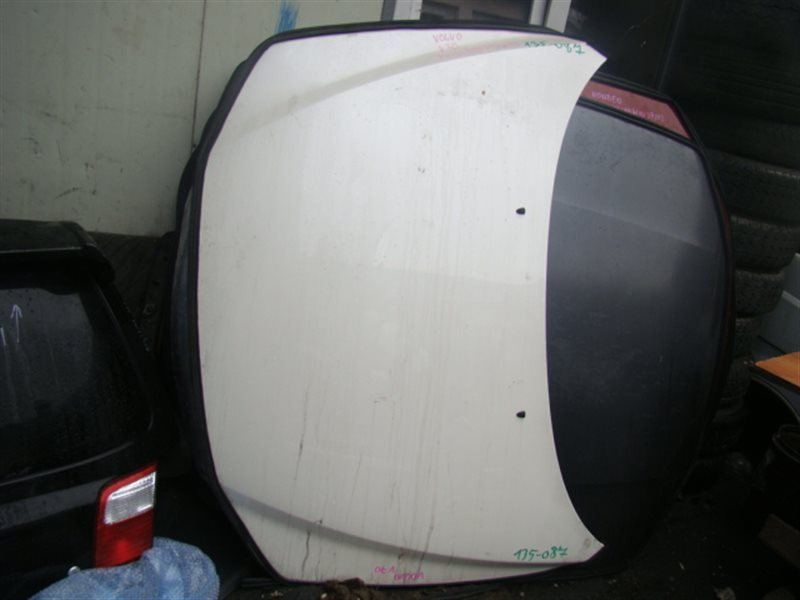 Капот Volvo V70 (б/у)