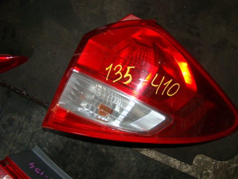 Стоп-сигнал Subaru Trezia NCP120 задний правый (б/у)