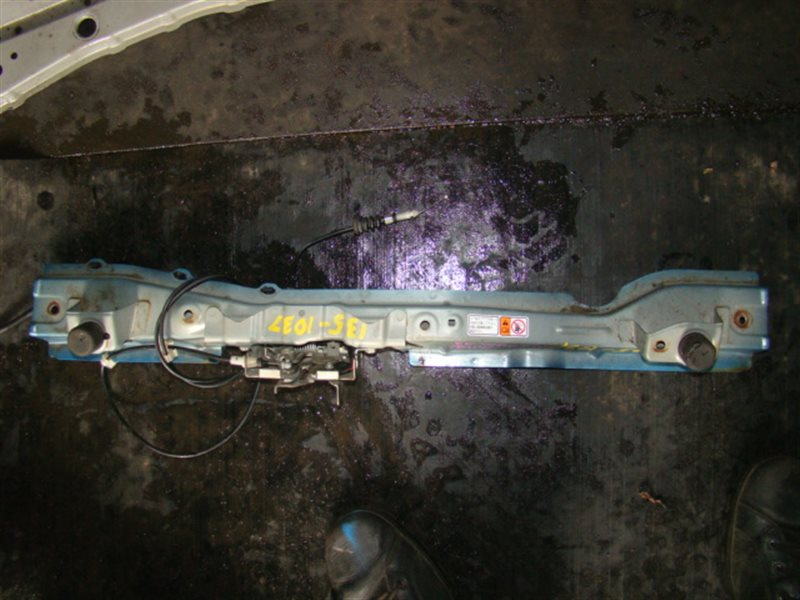 Планка телевизора Mitsubishi Ek Wagon B11W передняя верхняя (б/у)