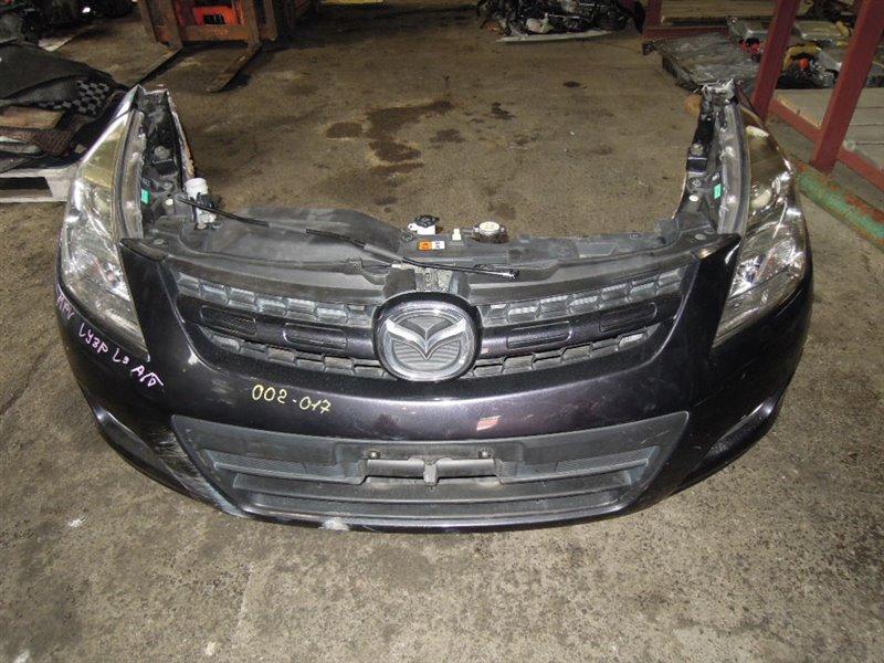 Nose cut Mazda Mpv LY3P L3 передний (б/у)