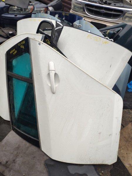 Дверь Volvo V60 FW48 B4164T задняя левая (б/у)