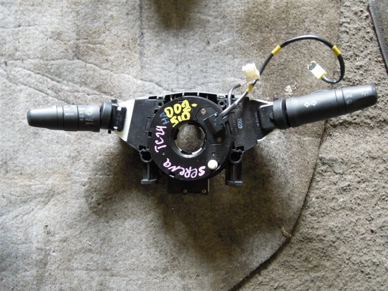 Шлейф-лента на air bag Nissan Serena TC24 (б/у)