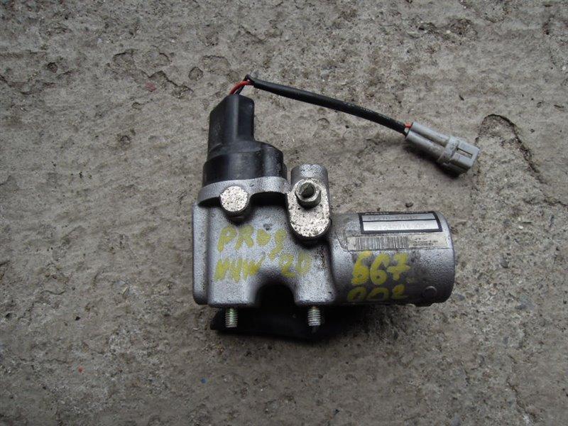 Главный тормозной цилиндр Toyota Prius NHW20 (б/у)