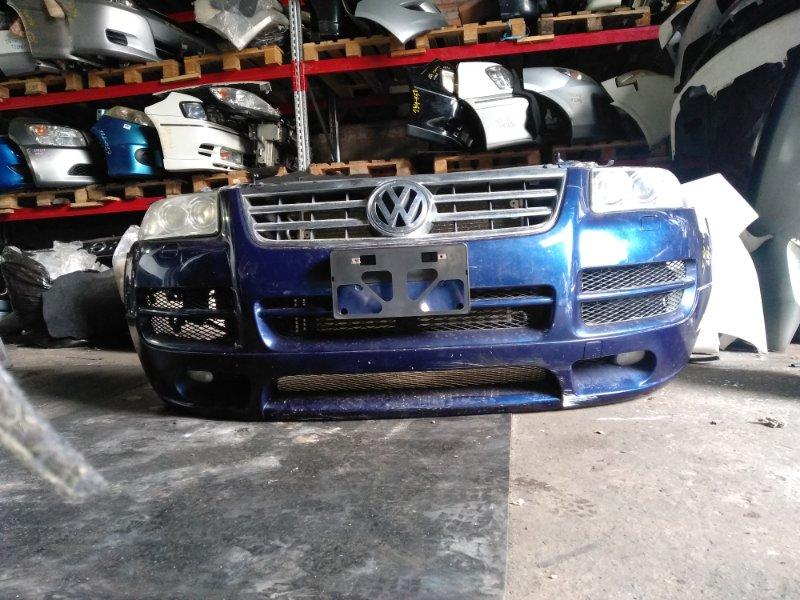 Ноускат Volkswagen Touareg 7LA AXQ передний (б/у)