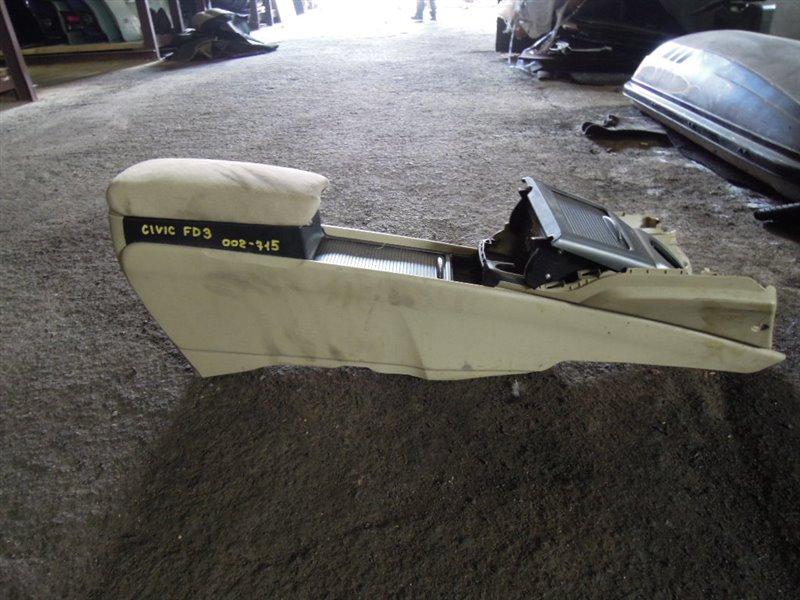 Бардачок между сиденьями Honda Civic FD3 (б/у)