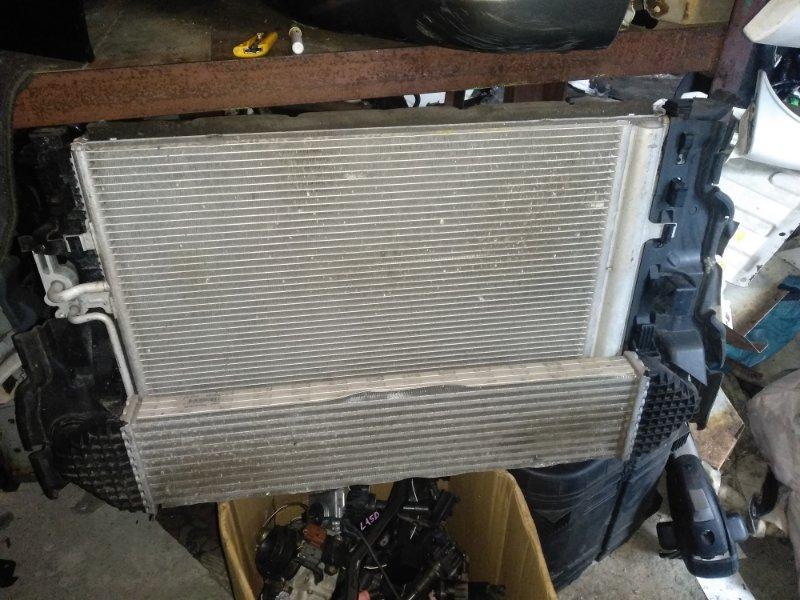Радиатор охлаждения Volvo V60 FW48 B4164T (б/у)