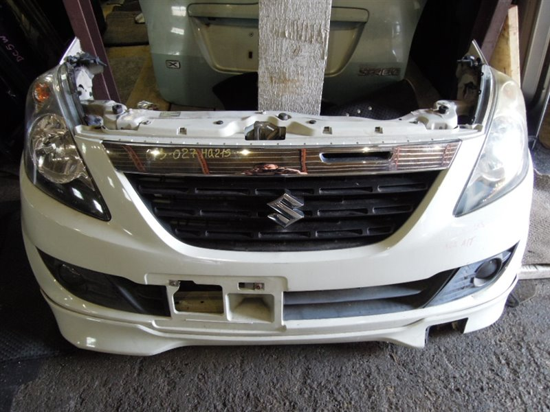 Nose cut Suzuki Cervo HG21S передний (б/у)