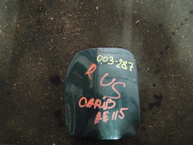 Лючок бензобака Toyota Carib AE115 (б/у)