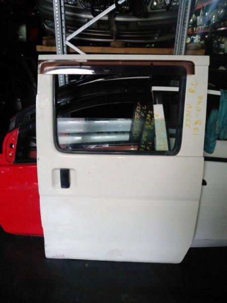 Дверь Daihatsu Hijet S331V задняя левая (б/у)
