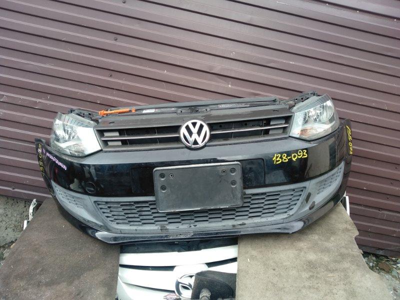 Ноускат Volkswagen Polo 5 WVWZZZ6RZAV006593 (б/у)