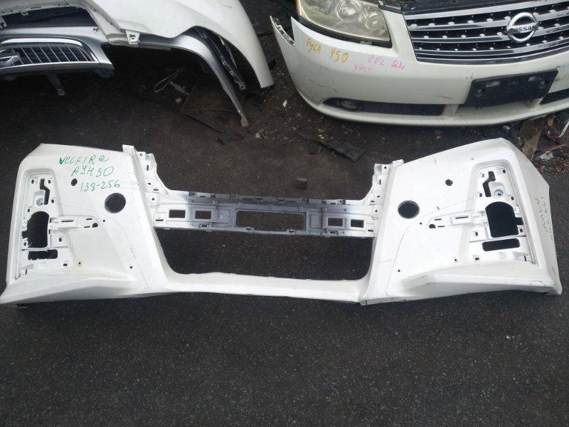 Бампер Toyota Vellfire AYH30 передний (б/у)