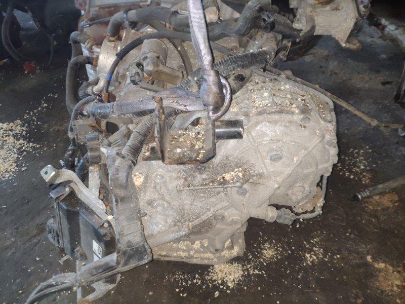 Акпп Toyota Mark X Zio ANA15 2AZ-FE (б/у)