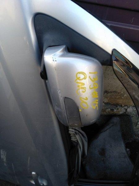 Зеркало Toyota Bb QNC20 переднее левое (б/у)