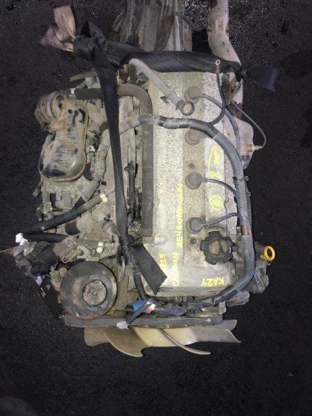 Двигатель Nissan Caravan CQGE25 KA24 (б/у)