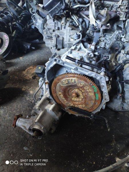Акпп Honda N-One JG2 S07A (б/у)