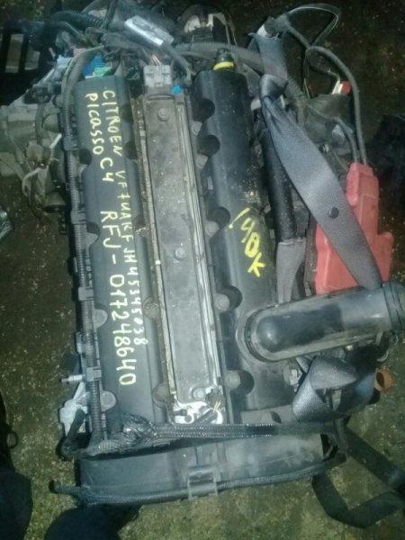 Двигатель Citroen Picasso C4 RFJ (б/у)