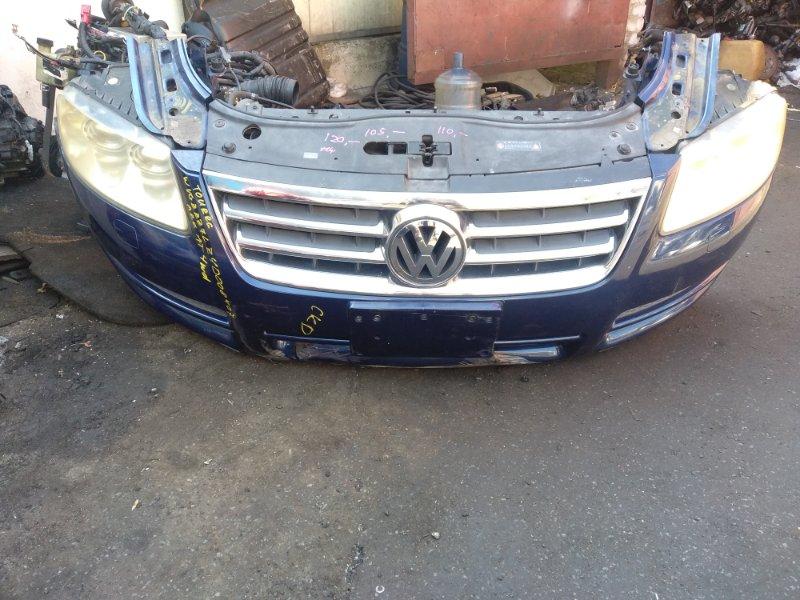 Ноускат Volkswagen Touareg 7L AZZ (б/у)