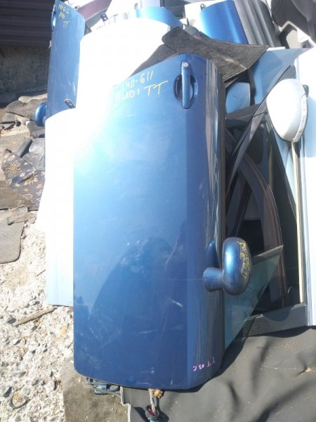 Дверь Audi Tt передняя правая (б/у)