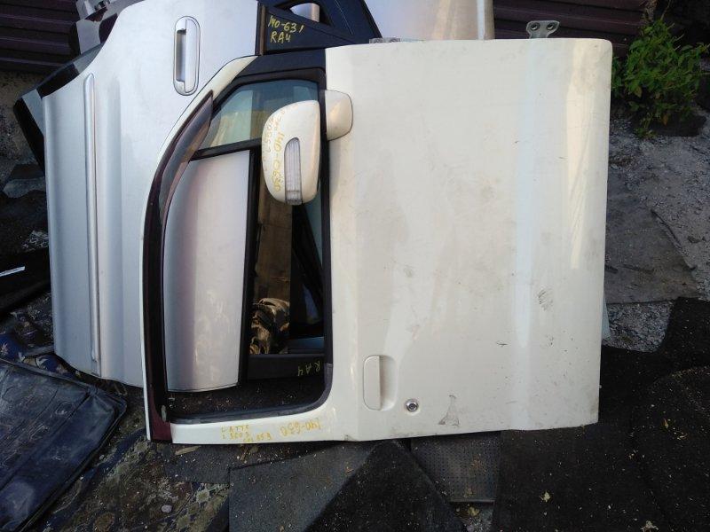 Дверь Daihatsu Move Latte L560S передняя правая (б/у)