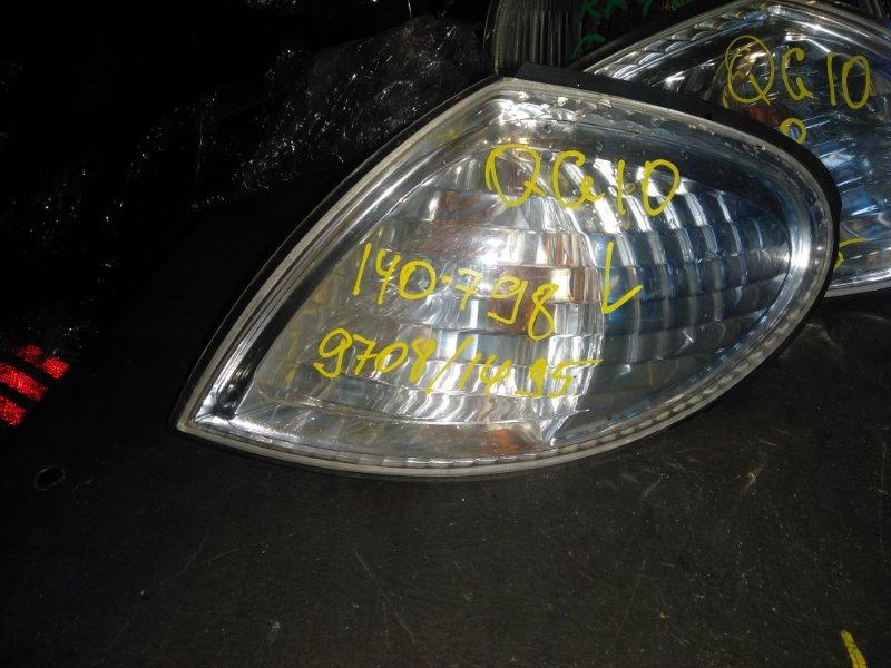 Габарит Nissan Bluebird Sylphy QG10 передний левый (б/у)