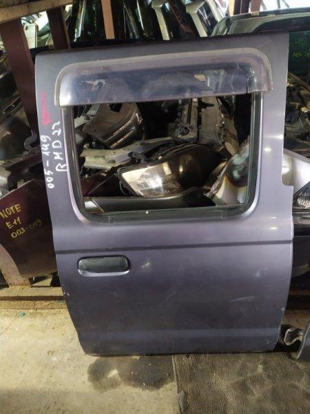 Дверь Nissan Datsun RMD22 задняя правая (б/у)