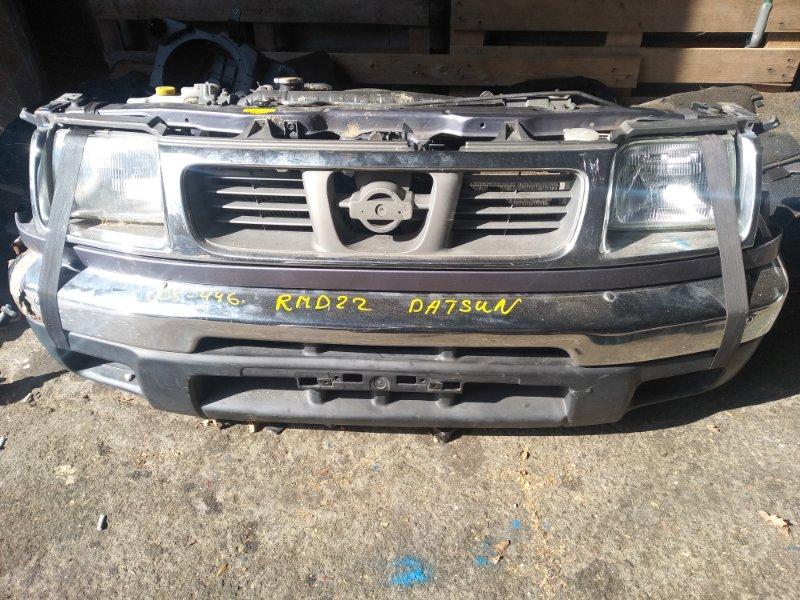 Nose cut Nissan Datsun RMD22 QD32 передний (б/у)