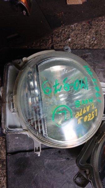 Фара Daihatsu Move Latte L560S передняя левая (б/у)