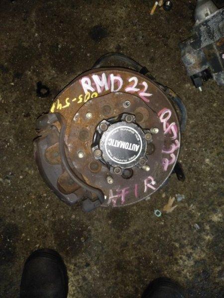 Ступица Nissan Datsun RMD22 QD32 передняя правая (б/у)