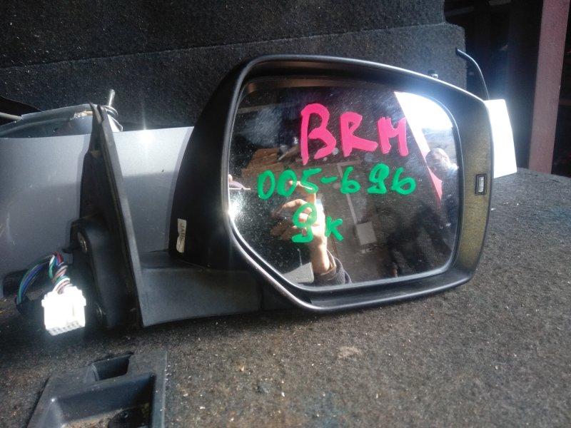 Зеркало Subaru Outback BRM переднее правое (б/у)