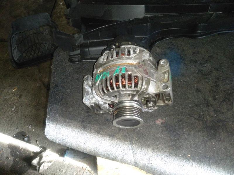 Генератор Audi A3 (б/у)