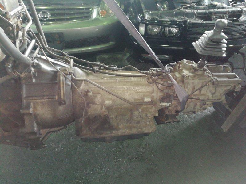 Акпп Mazda Proceed UV56R G5 (б/у)