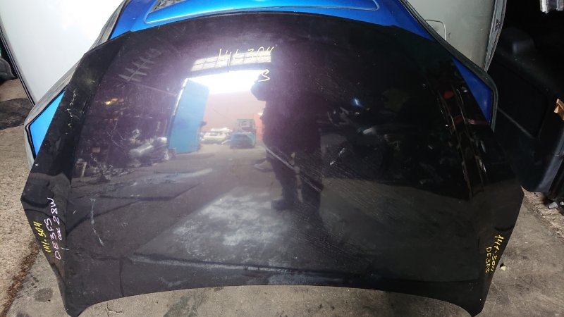 Капот Mazda Demio DE3FS передний (б/у)